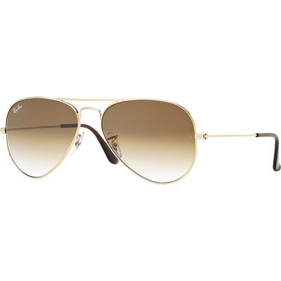 8a28c6463907a Ray-Ban Aviator Sunglasses - Light Brown - Beacon Promotions