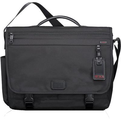 Tumi Corporate Collection Messenger - Beacon Promotions 791e562a3c4cf